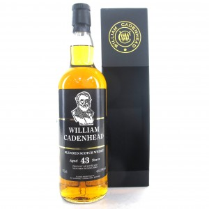 William Cadenhead 43 Year Old Blend