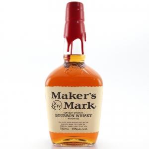 Maker's Mark Kentucky Straight Bourbon 75cl