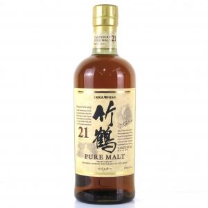Taketsuru 21 Year Old Pure Malt