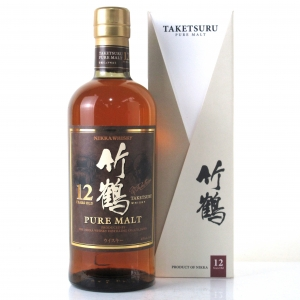 Taketsuru 12 Year Old Pure Malt