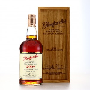 Glenfarclas 2007 Distillery Exclusive / Spirit of Speyside 2017
