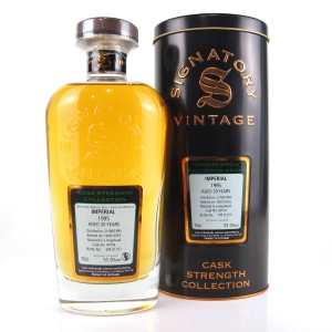 Imperial 1995 Signatory Vintage 20 Year Old