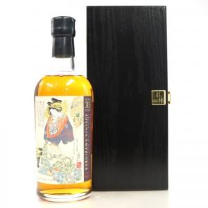 Karuizawa Single Cask 35 Years Old #8378 / Kinlonz Geisha Label