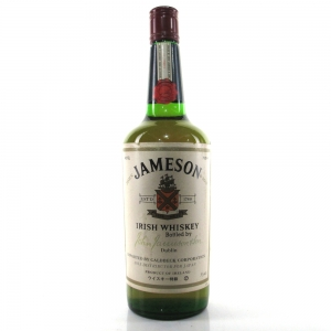 Jameson Irish Whiskey 1970s / Japanese Import