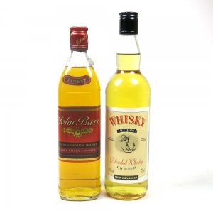 Miscellaneous Blended Whisky 2 x 70cl