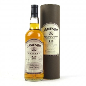 Jameson 12 Year Old Reserve