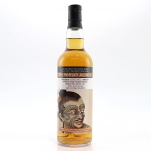 Littlemill 1988 Whisky Agency 24 Year Old