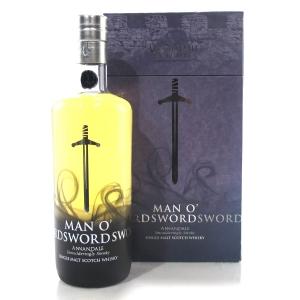 Annandale Man o' Sword Cask #100