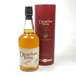 Druichan Bay 10 Year Old Islay Single Malt