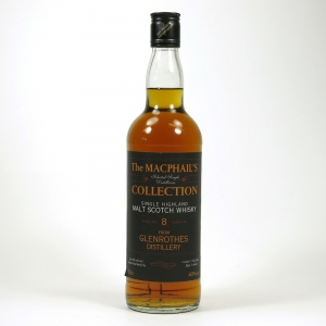 Glenrothes 8 Year Old Gordon and Macphail Front