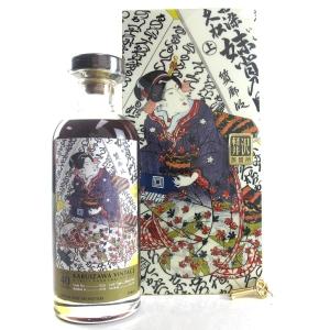 Karuizawa 1974 The Gold Geisha 40 Year Old Cask # 3626