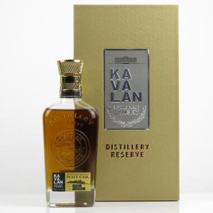 Kavalan Distillery Reserve 30cl / Peaty Cask 55.6%