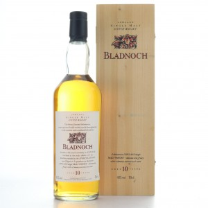 Bladnoch 10 Year Old Flora and Fauna / Wooden Box
