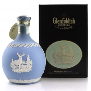 Glenfiddich 21 Year Old Wedgwood Decanter 75cl