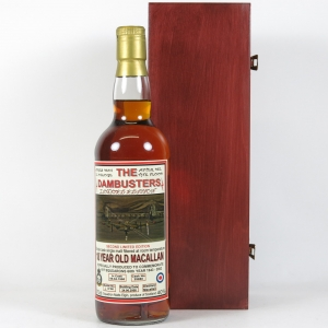 Macallan 1990 Dambusters 18 Year Old (2nd Edition) Front
