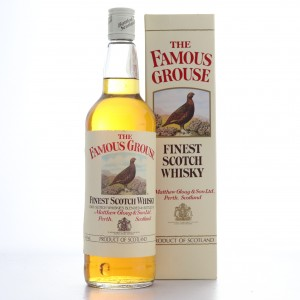 Famous Grouse 1980s