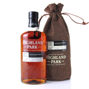 Highland Park 2001 Single Cask 15 Year Old #1674 / Vintersolstandet