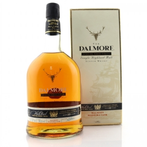 Dalmore 1992 Black Pearl 12 Year Old 1 Litre / Malmsey Madeira Finish