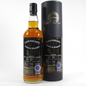 Longrow 1998 Cadenhead's 12 Year Old