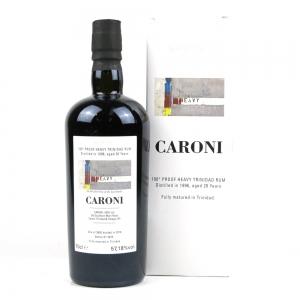 Caroni 1996 100 Proof 20 Year Old