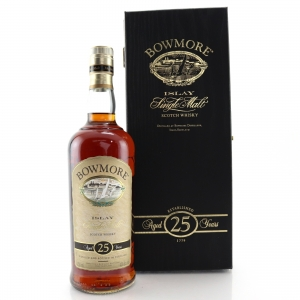 Bowmore 25 Year Old 75cl / US Import