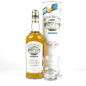 Bowmore Legend / Including Glass
