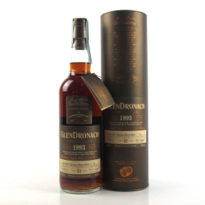 Glendronach 1993 Single Cask 21 Year Old #35