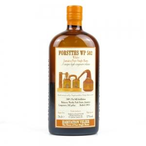 Forsyths WP 502 Jamaica Sinlge Rum
