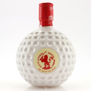 Old St Andrews Golf Ball Decanter
