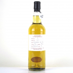 Springbank 2007 Duty Paid Sample 10 Year Old