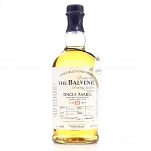 Balvenie 1995 Single Barrel 15 Year Old #2791