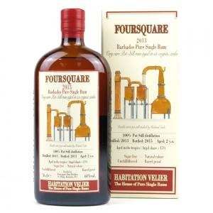 Foursquare 2013 Habitation Velier Barbados Pure Single Rum