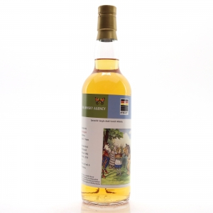 Glenburgie 1992 Whisky Agency 21 Year Old