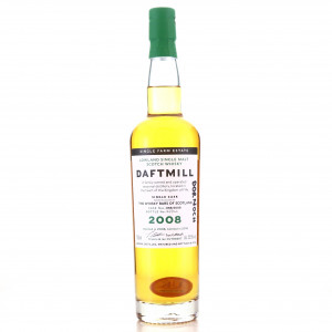 Daftmill 2008 Single Bourbon Cask #68 / Whisky Bars of Scotland Fundraiser