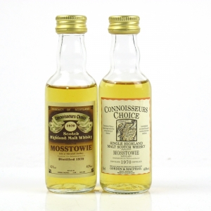 Mosstowie 1970 Gordon and MacPhail 2 x 5cl