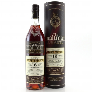Secret Speyside 2002 Maltman 16 Year Old / Macallan