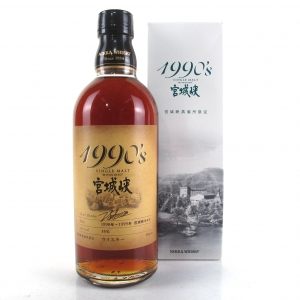 Miyagikyo 1990's Single Malt 50cl