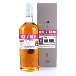 Auchentoshan 14 Year Old Coopers Reserve