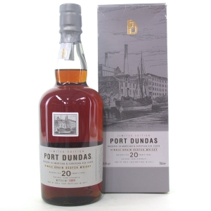 Port Dundas 20 Year Old Limited Edition