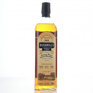Bushmills 1991 Single Cask #10635 75cl / Park Avenue Liquor Shop