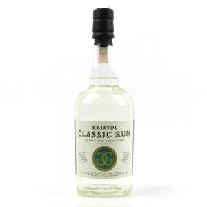 Bristol Classic Rum Guyana and Guaeloupe Overproof