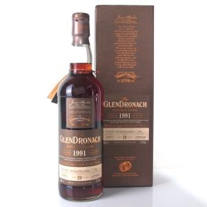 Glendronach 1991 Single Cask 20 Year Old #3183