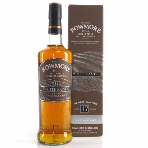 Bowmore White Sands 17 Year Old