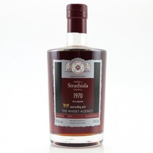 Strathisla 1970 Malts of Scotland 40 Year Old / Whisky Agency