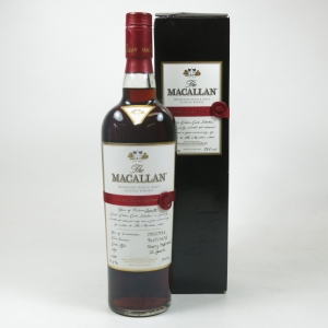 Macallan Easter Elchies 2008