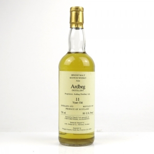 Ardbeg 1975 Duthie for Corti 11 Year Old