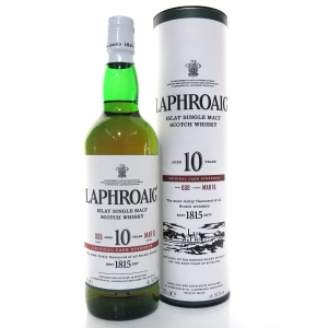 Laphroaig 10 Year Old Cask Strength Batch #008
