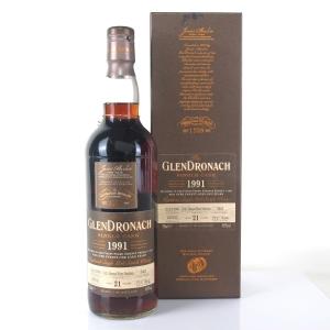 Glendronach 1991 Single Cask 21 Year Old #5405