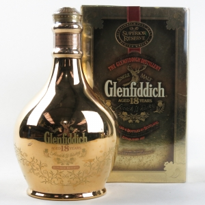 Glenfiddich 18 Year Old Superior Reserve Decanter