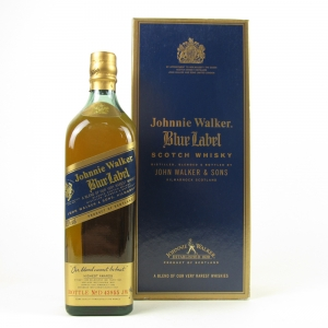 Johnnie Walker Blue Label 75cl / Korean Import
